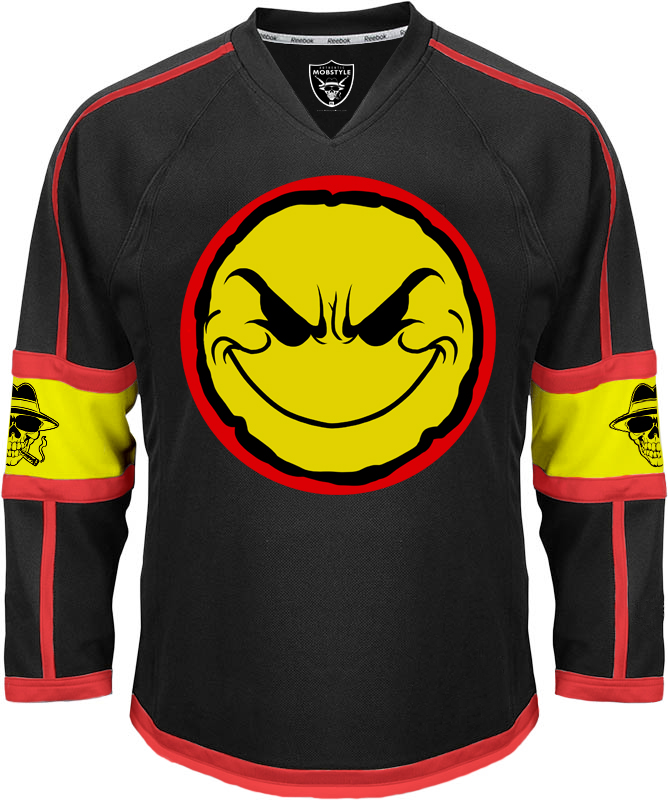 Weirdo Hockey Front