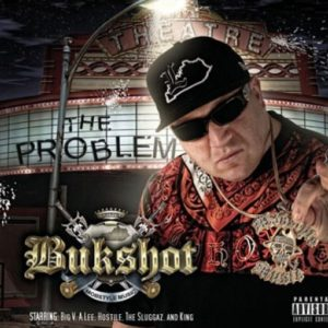 "Bukshot ""The Problem"" CD"
