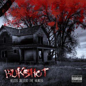 """Bukshot  """"Helter Skelter: The Hunter"""" CD"""