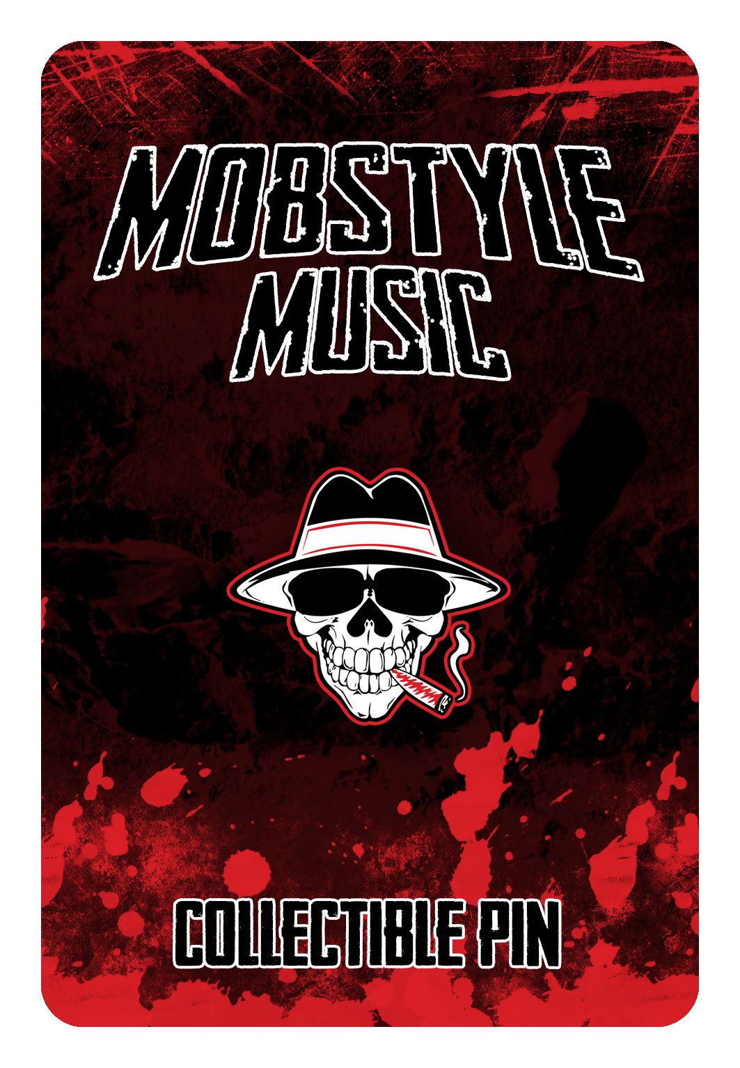 Mobstyle Hat Pin