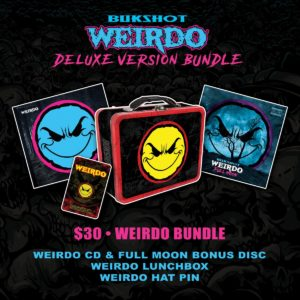 "Bukshot ""Weirdo"" CD (Deluxe Version)"