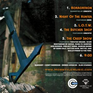 Night Of The Hunter Back