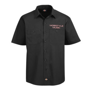 Mobstyle Work Shirt Front