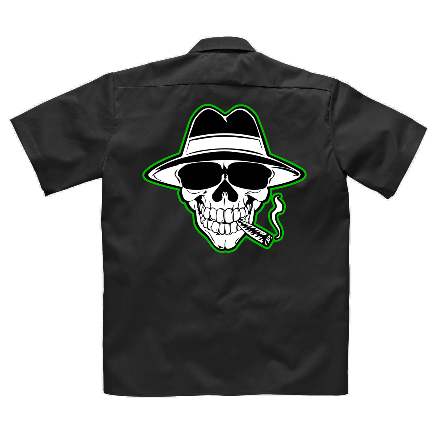 Mobstyle Work Shirt Back