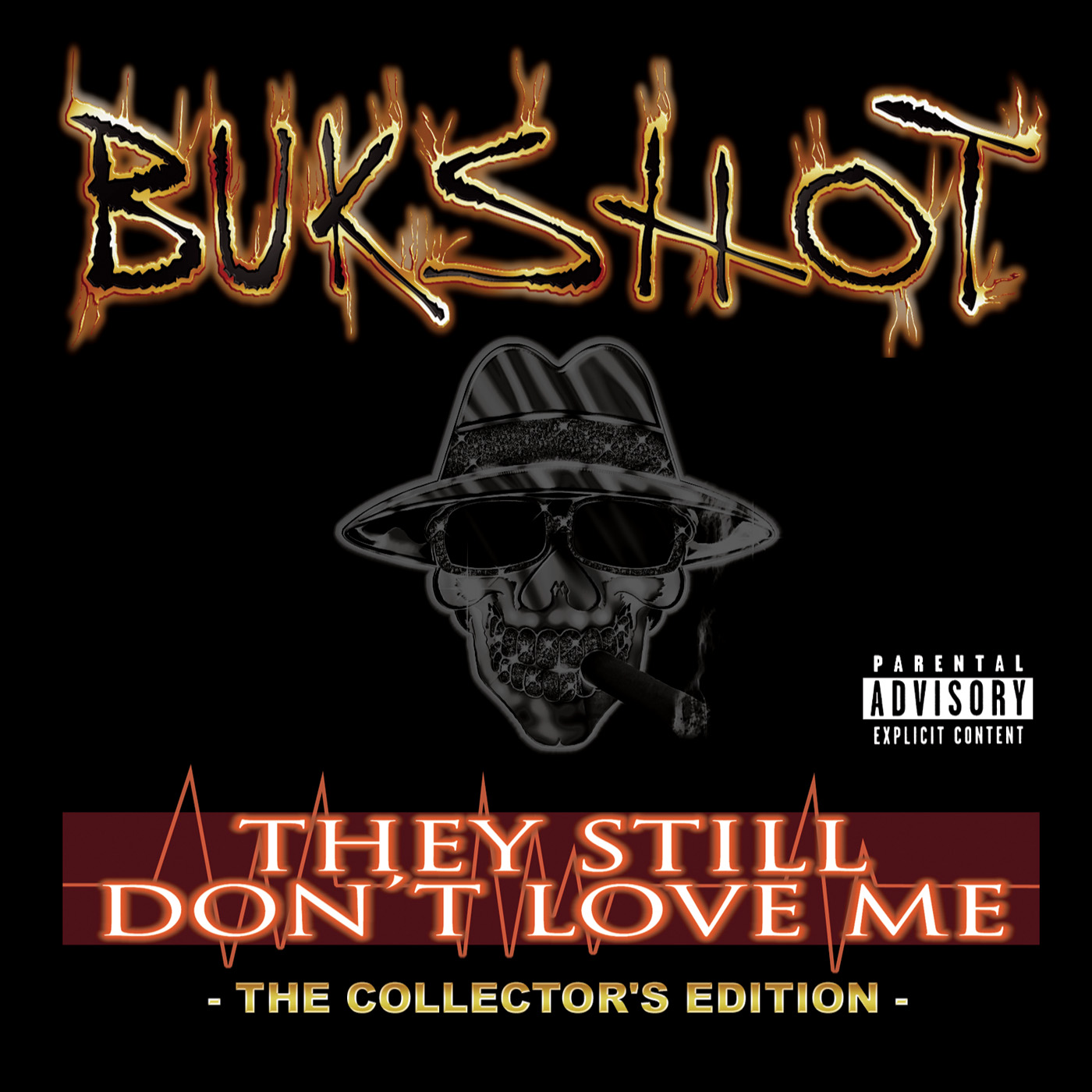"Bukshot ""They Still Don't Love Me"" The Collector's Edition CD"