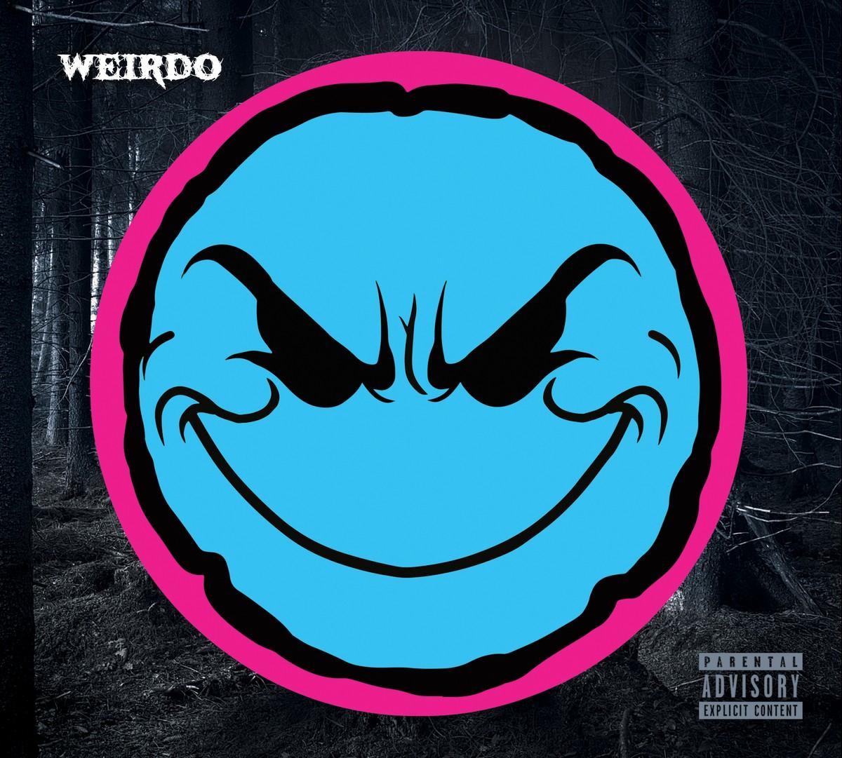 Weirdo Front Cover