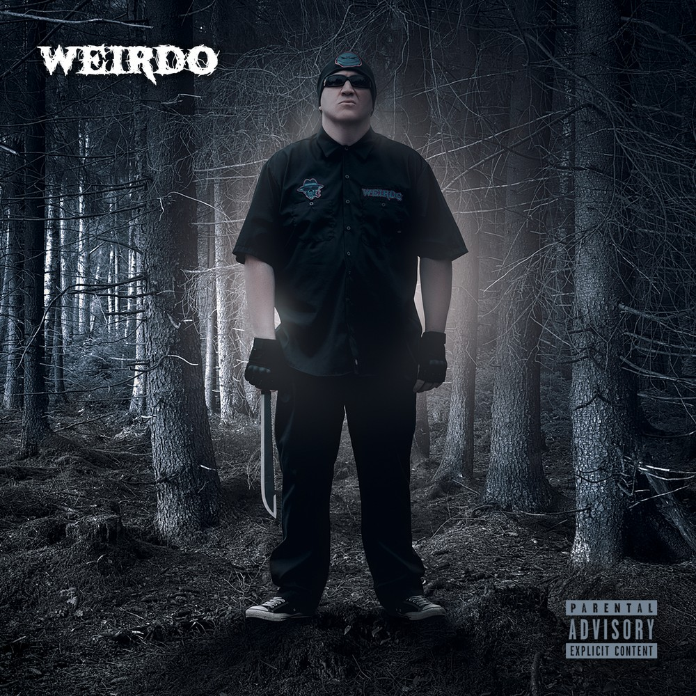 "Bukshot ""Weirdo"" CD W/ Weirdo: Full Moon Bonus Disc"
