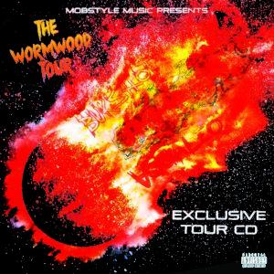 "Mobstyle Music Presents ""The Wormwood Tour CD"" Feat. Boondox, Bukshot, & Aqualeo"