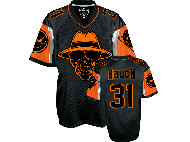 "Mobstyle ""Hellion"" Football Jersey (PRE-ORDER)"