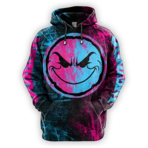 Weirdo Sublimated Hoodie (Size SMALL Just Added)