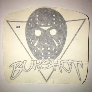 Bukshot 5″ Vinyl Window Decal (5 Different Colors) (Copy)