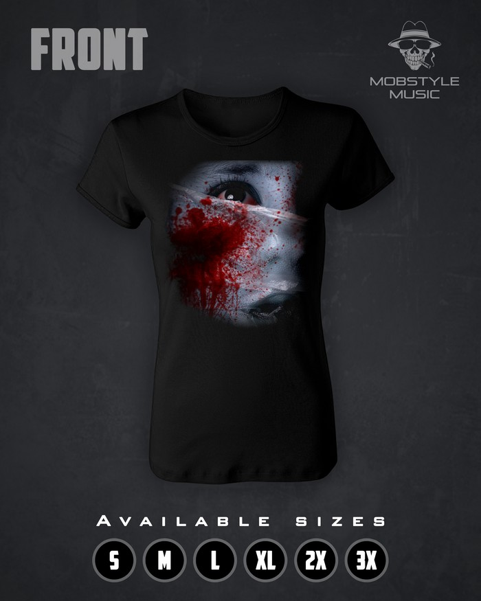 Helter Skelter Ladies T-Shirt