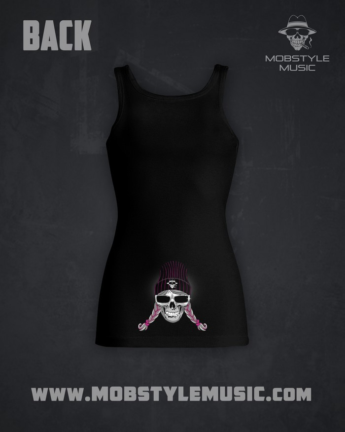 Married Mob Tank Back