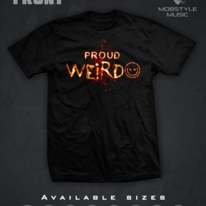 Proud Weirdo T-shirt