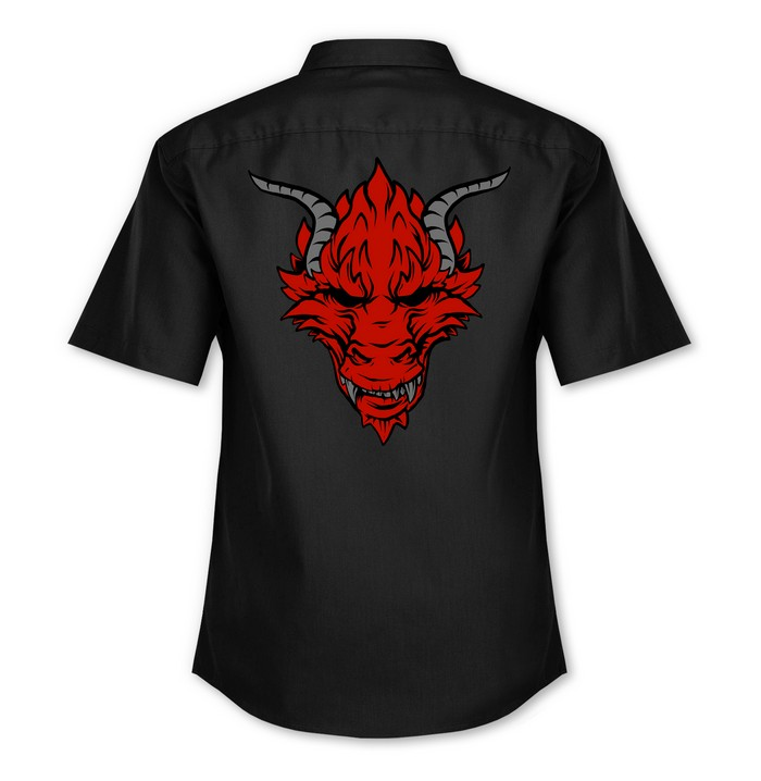 "Hellion Work Shirt [PRE-ORDER 2/3/18] (1st 25 Orders Come With LIMITED ""Omen"" CD)"