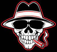 Mobstyle Skull Image